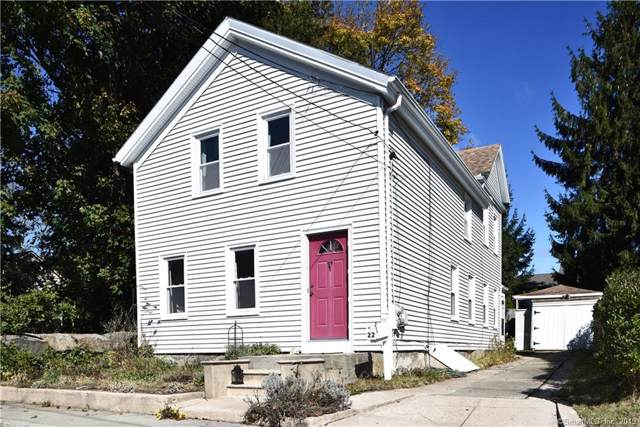 22 Summit Street, Stonington, CT 06378 (MLS #170248877) :: Michael & Associates Premium Properties | MAPP TEAM