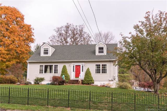 16 Mendes Road, Danbury, CT 06811 (MLS #170249001) :: The Higgins Group - The CT Home Finder