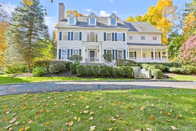327 White Oak Shade Road, New Canaan, CT 06840 (MLS #170249020) :: Coldwell Banker Premiere Realtors