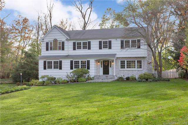 106 Hoyt Street, Darien, CT 06820 (MLS #170249065) :: The Higgins Group - The CT Home Finder
