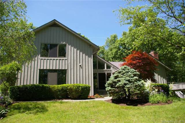 27 Spectacle Lane, Wilton, CT 06897 (MLS #170249077) :: The Higgins Group - The CT Home Finder