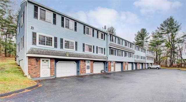 94 Cynthia Lane B1, Middletown, CT 06457 (MLS #170249203) :: Mark Boyland Real Estate Team
