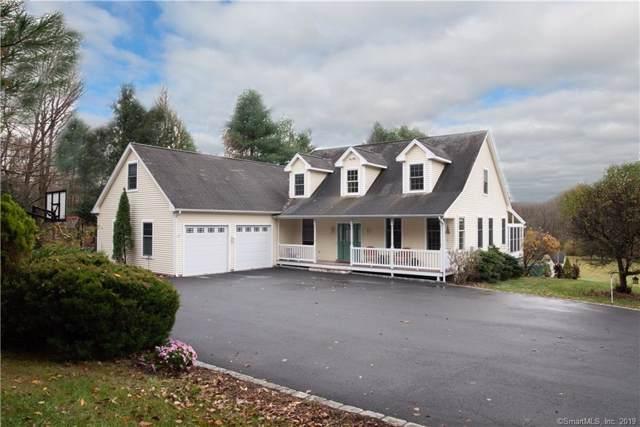850 Southford Road, Southbury, CT 06488 (MLS #170249227) :: Michael & Associates Premium Properties | MAPP TEAM