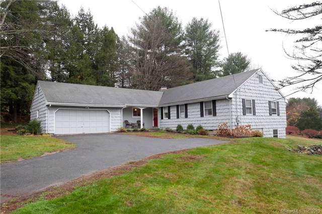 605 Country Club Road, Avon, CT 06001 (MLS #170249332) :: Hergenrother Realty Group Connecticut