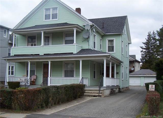 19 Moss Avenue, Danbury, CT 06810 (MLS #170249355) :: The Higgins Group - The CT Home Finder