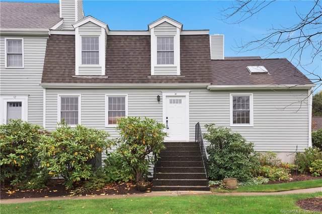 19 Prospect Ridge #41, Ridgefield, CT 06877 (MLS #170249359) :: Michael & Associates Premium Properties | MAPP TEAM