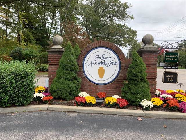 422 Old Pond Lane #422, Norwich, CT 06360 (MLS #170249374) :: The Higgins Group - The CT Home Finder