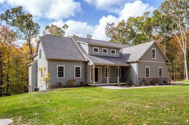 lot 37 Britiani Road, Southbury, CT 06488 (MLS #170249403) :: Spectrum Real Estate Consultants