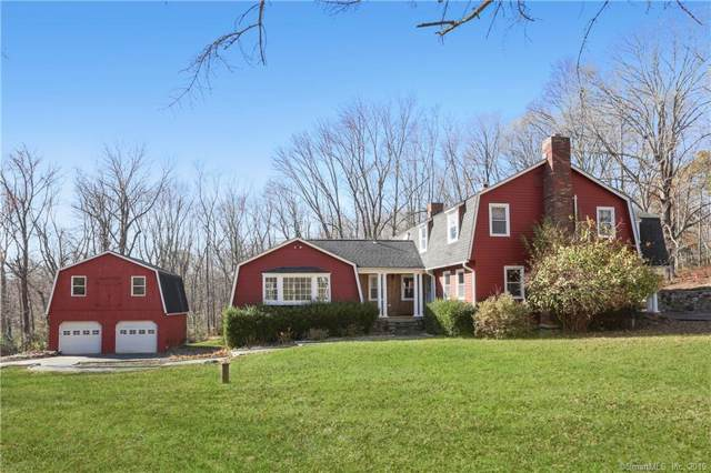 42 Lamppost Drive, Redding, CT 06896 (MLS #170249800) :: Kendall Group Real Estate | Keller Williams