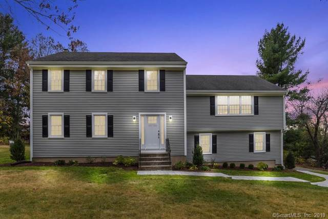 50 Boulder Circle, Glastonbury, CT 06033 (MLS #170249838) :: Mark Boyland Real Estate Team