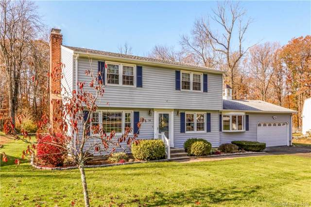 14 Acorn Lane, North Branford, CT 06472 (MLS #170249998) :: Michael & Associates Premium Properties | MAPP TEAM