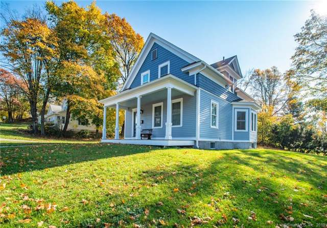 41 Elizabeth Street, Ellington, CT 06029 (MLS #170250006) :: Mark Boyland Real Estate Team