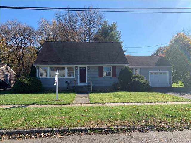 70 Brookbend Drive, Stratford, CT 06614 (MLS #170250060) :: The Higgins Group - The CT Home Finder