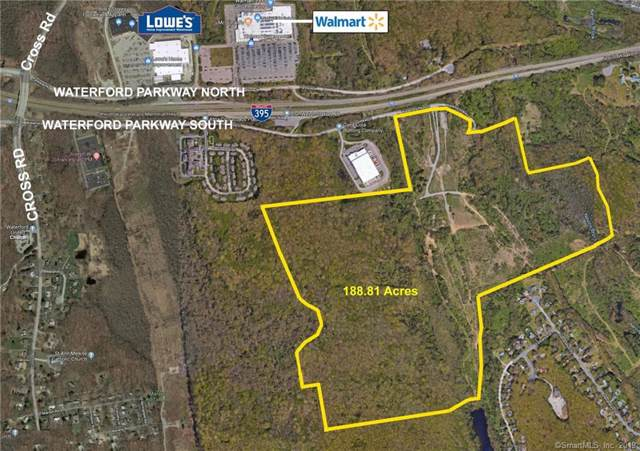 140 Waterford Parkway S, Waterford, CT 06385 (MLS #170250075) :: Spectrum Real Estate Consultants