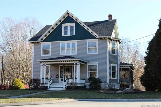 12 Elm Avenue, Norwich, CT 06360 (MLS #170250133) :: The Higgins Group - The CT Home Finder