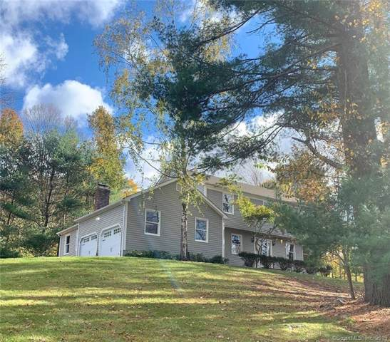 35 Whispering Pine Road, Monroe, CT 06468 (MLS #170250260) :: The Higgins Group - The CT Home Finder