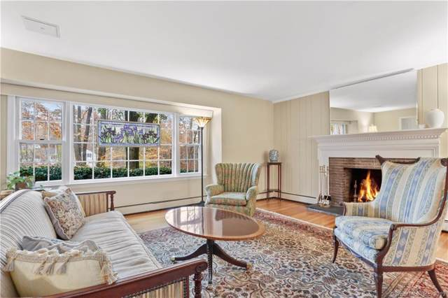 60 Evergreen Road, New Canaan, CT 06840 (MLS #170250308) :: The Higgins Group - The CT Home Finder