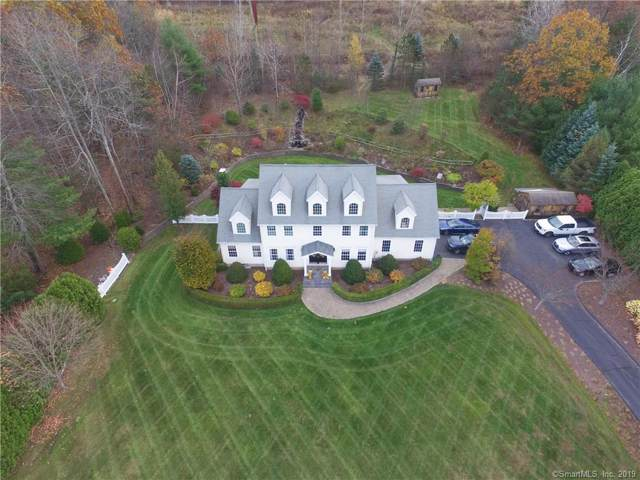 3131 Phelps Road, Suffield, CT 06093 (MLS #170250310) :: The Higgins Group - The CT Home Finder