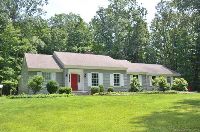 96 Wyldewood Road, Easton, CT 06612 (MLS #170250350) :: The Higgins Group - The CT Home Finder