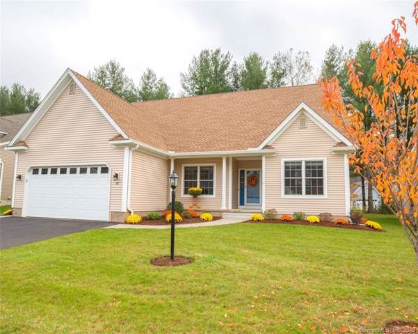 39 Tanglewood Drive #39, Somers, CT 06071 (MLS #170250424) :: NRG Real Estate Services, Inc.