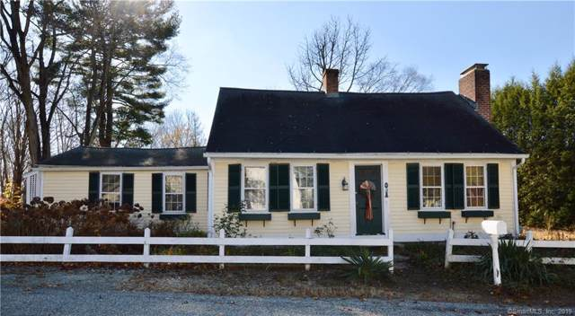 5 Library Road, Canterbury, CT 06331 (MLS #170250461) :: Anytime Realty