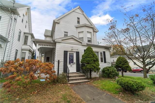 143 S Cliff Street, Ansonia, CT 06401 (MLS #170250484) :: The Higgins Group - The CT Home Finder