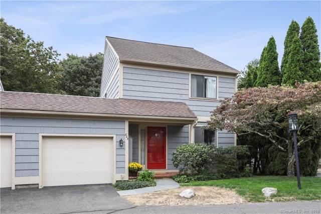 223 W Lyon Farm Drive #223, Greenwich, CT 06831 (MLS #170250519) :: GEN Next Real Estate