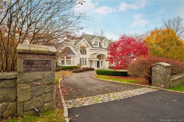 160 Chestnut Hill Road, Ridgefield, CT 06877 (MLS #170250588) :: The Higgins Group - The CT Home Finder