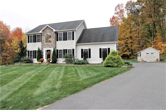 110 Belgian Circle, Bristol, CT 06010 (MLS #170250595) :: The Higgins Group - The CT Home Finder