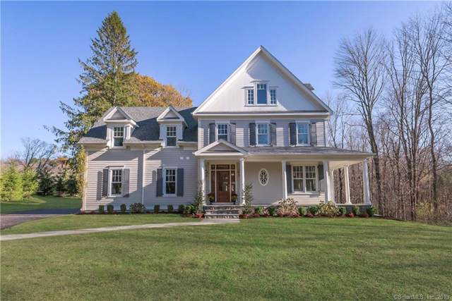 263 Peaceable Street, Ridgefield, CT 06877 (MLS #170250600) :: The Higgins Group - The CT Home Finder