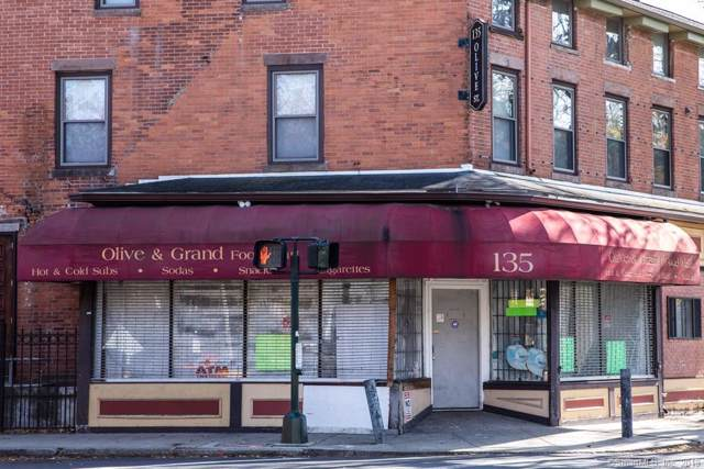135 Olive Street 1R, New Haven, CT 06511 (MLS #170250686) :: Team Feola & Lanzante | Keller Williams Trumbull