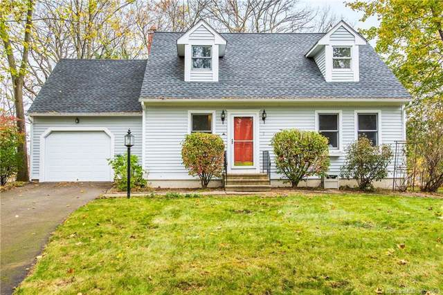 9 Heron Nest Drive #9, South Windsor, CT 06074 (MLS #170250731) :: Spectrum Real Estate Consultants