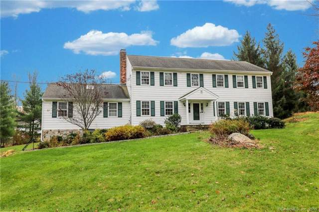 5 Godfrey Road W, Weston, CT 06883 (MLS #170250862) :: GEN Next Real Estate