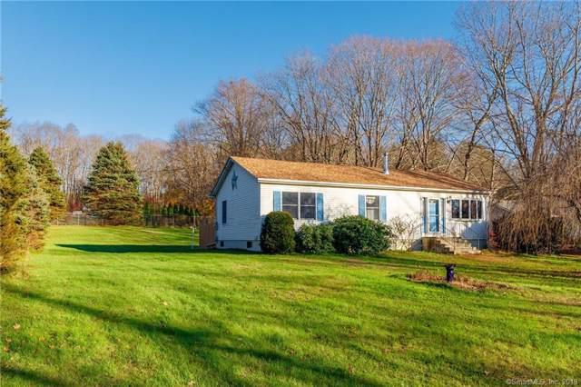 156 Green Hollow Road, Killingly, CT 06239 (MLS #170250875) :: Michael & Associates Premium Properties | MAPP TEAM