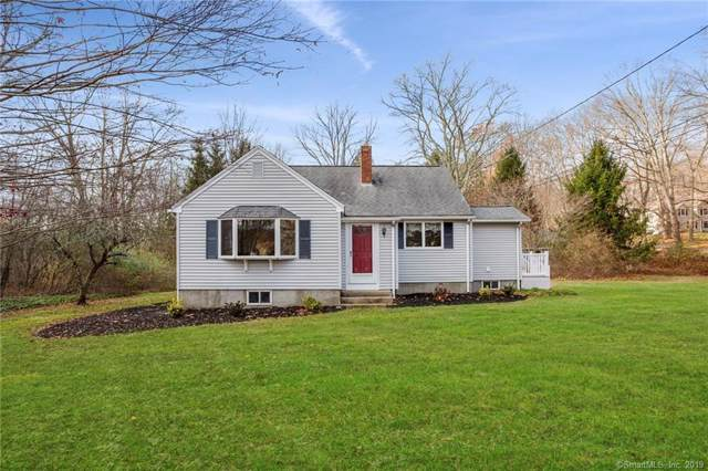 160 Millstream Road, Hebron, CT 06231 (MLS #170250880) :: Michael & Associates Premium Properties | MAPP TEAM