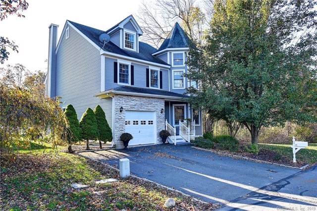 41 Olde Village Circle #41, Wallingford, CT 06492 (MLS #170250904) :: Carbutti & Co Realtors