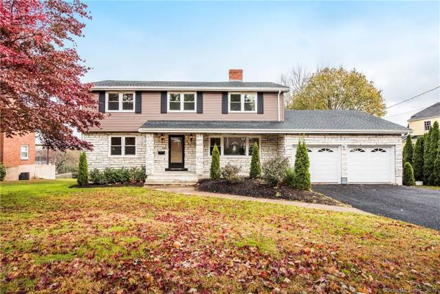 206 Ridge Road, Wethersfield, CT 06109 (MLS #170250916) :: Carbutti & Co Realtors