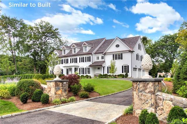 388 Spring Water Lane, New Canaan, CT 06840 (MLS #170250943) :: The Higgins Group - The CT Home Finder
