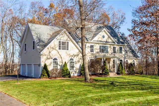 10 Ellridge Place, Ellington, CT 06029 (MLS #170250990) :: The Higgins Group - The CT Home Finder
