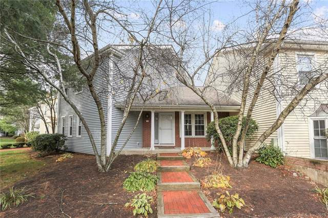 1 E Hayestown Road #29, Danbury, CT 06811 (MLS #170251003) :: The Higgins Group - The CT Home Finder