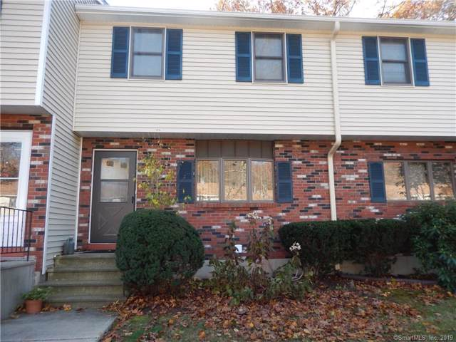 44 Brookside Village #44, Enfield, CT 06082 (MLS #170251022) :: The Higgins Group - The CT Home Finder