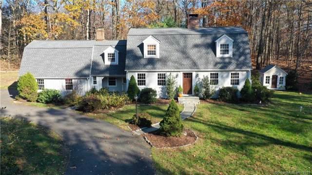 37 Millstone Road, Wilton, CT 06897 (MLS #170251052) :: GEN Next Real Estate
