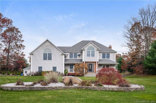 67 Steeplechase Drive, Manchester, CT 06040 (MLS #170251059) :: The Higgins Group - The CT Home Finder