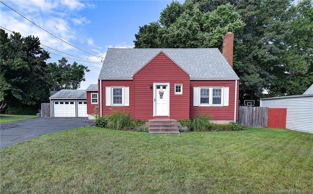 28 Adams Street S, Manchester, CT 06040 (MLS #170251119) :: Spectrum Real Estate Consultants