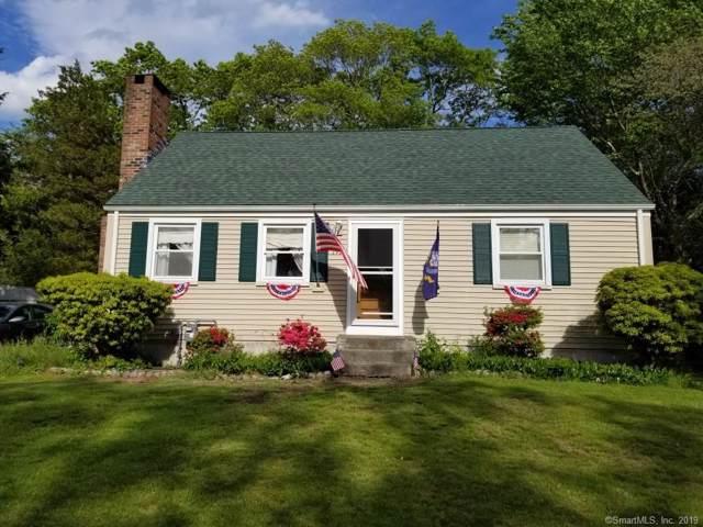 197 Connecticut Boulevard, Montville, CT 06370 (MLS #170251131) :: Michael & Associates Premium Properties   MAPP TEAM