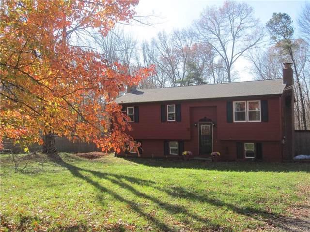 60 Kidder Brook Road, Ashford, CT 06278 (MLS #170251151) :: The Higgins Group - The CT Home Finder