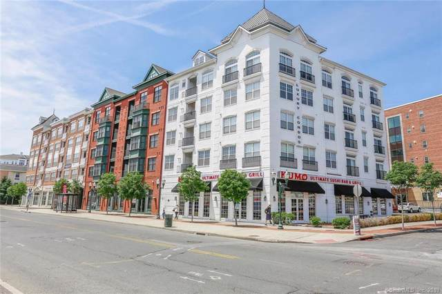 850 E Main Street #422, Stamford, CT 06902 (MLS #170251393) :: GEN Next Real Estate