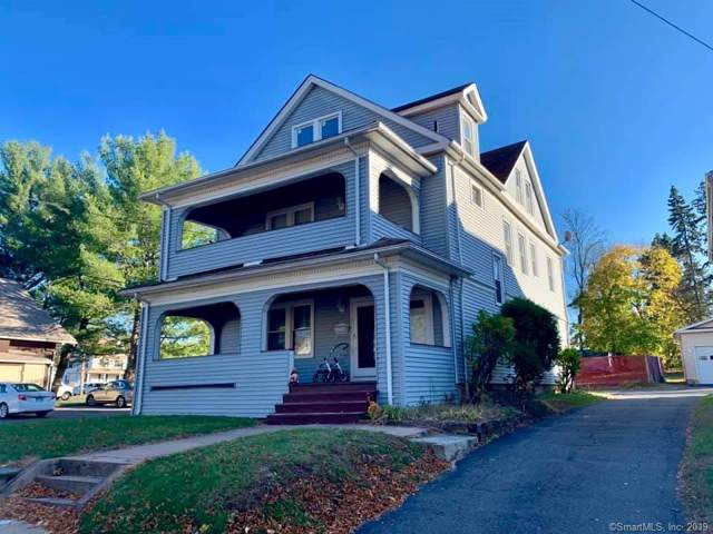 14 Cambridge Street, Manchester, CT 06042 (MLS #170251553) :: The Higgins Group - The CT Home Finder