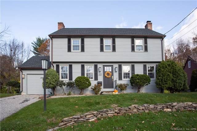 22 Gloucester Lane, West Hartford, CT 06107 (MLS #170251556) :: The Higgins Group - The CT Home Finder