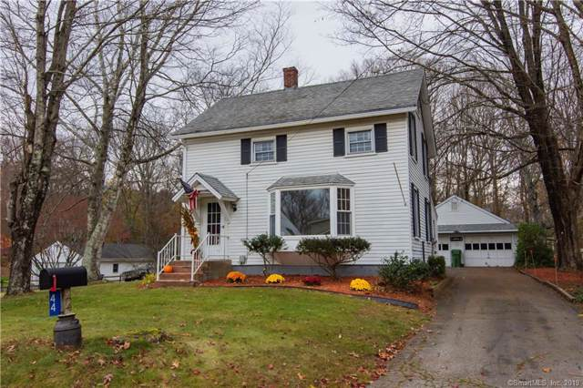 44 Walnut Avenue, East Hampton, CT 06424 (MLS #170251567) :: Hergenrother Realty Group Connecticut